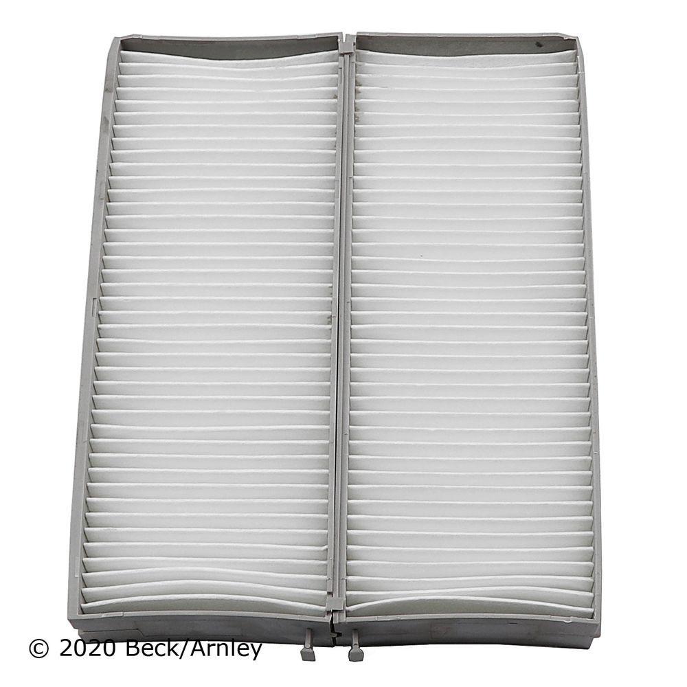 BECK/ARNLEY - Cabin Air Filter Set - BAR 042-2071