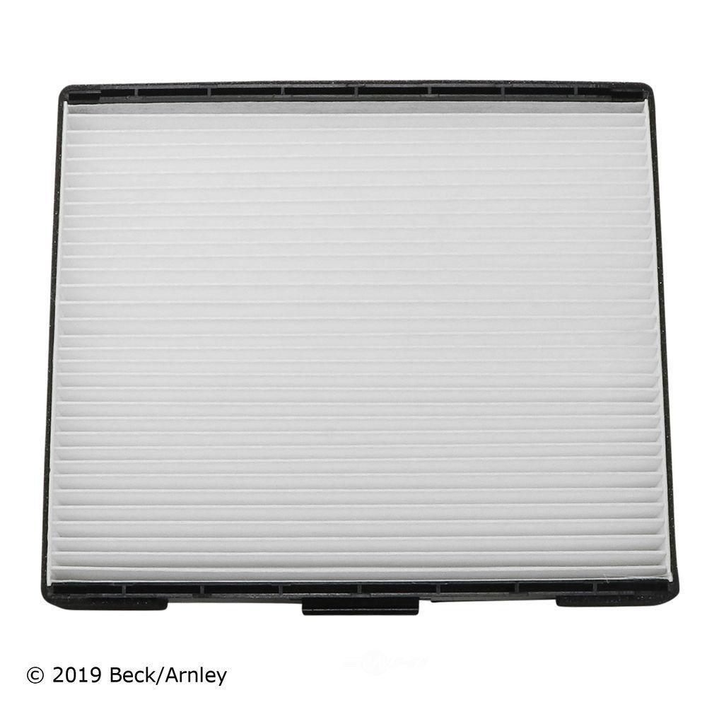 BECK/ARNLEY - Cabin Air Filter - BAR 042-2072