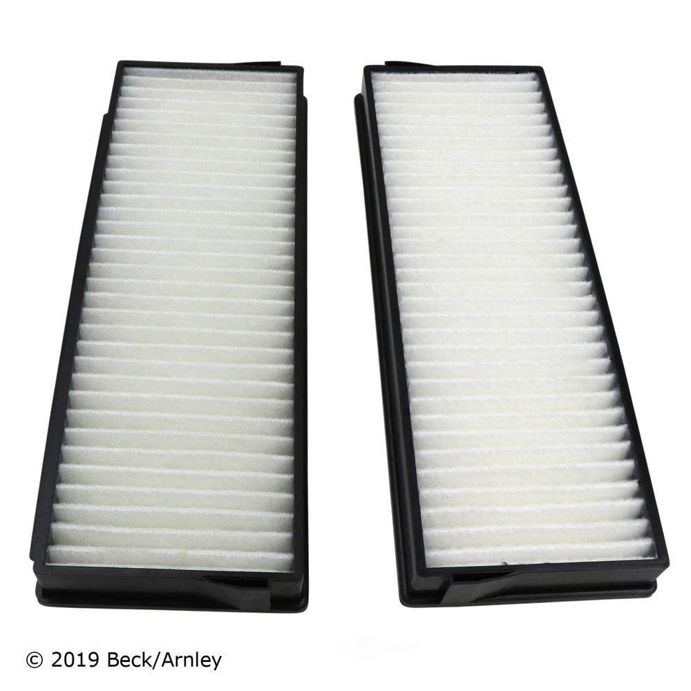 BECK/ARNLEY - Cabin Air Filter Set - BAR 042-2119