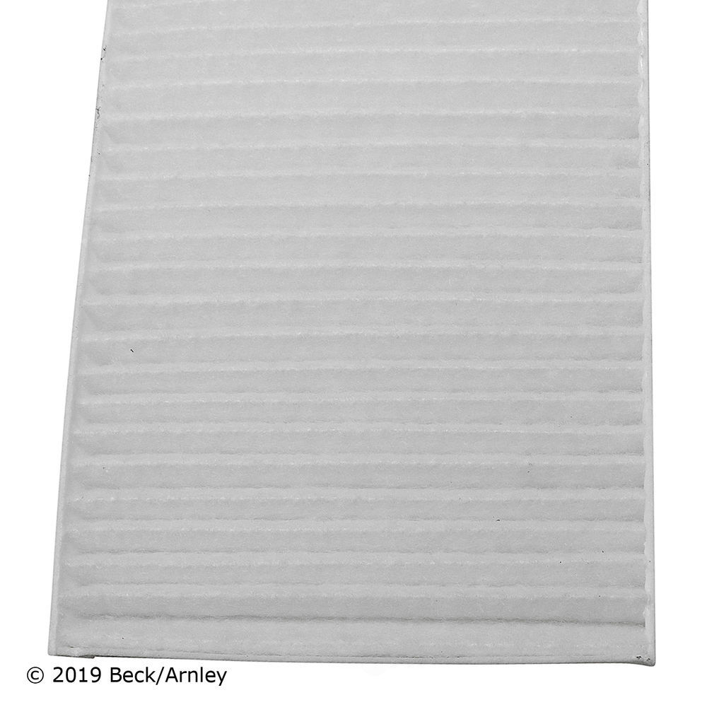 BECK/ARNLEY - Cabin Air Filter Set - BAR 042-2143