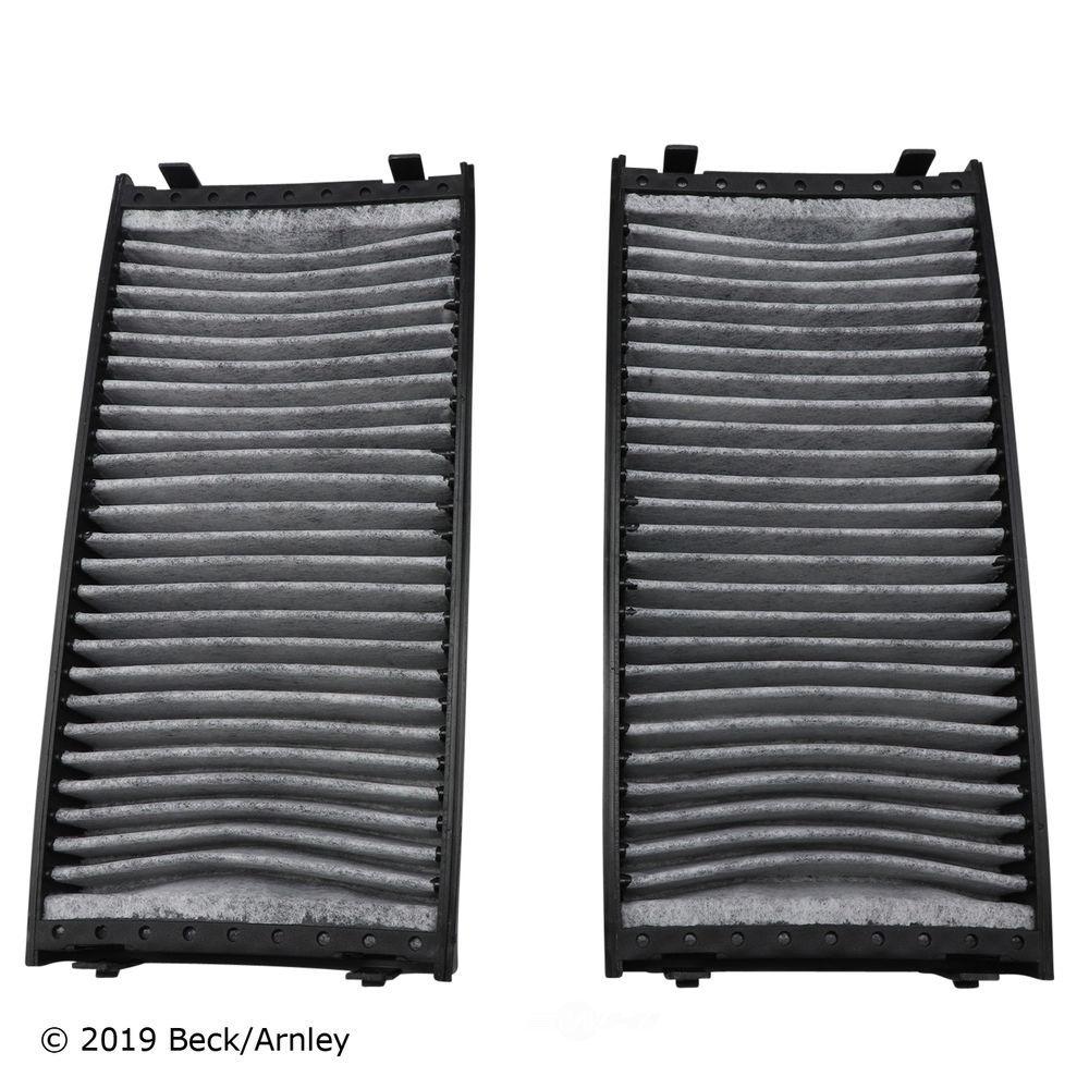 BECK/ARNLEY - Cabin Air Filter Set - BAR 042-2167