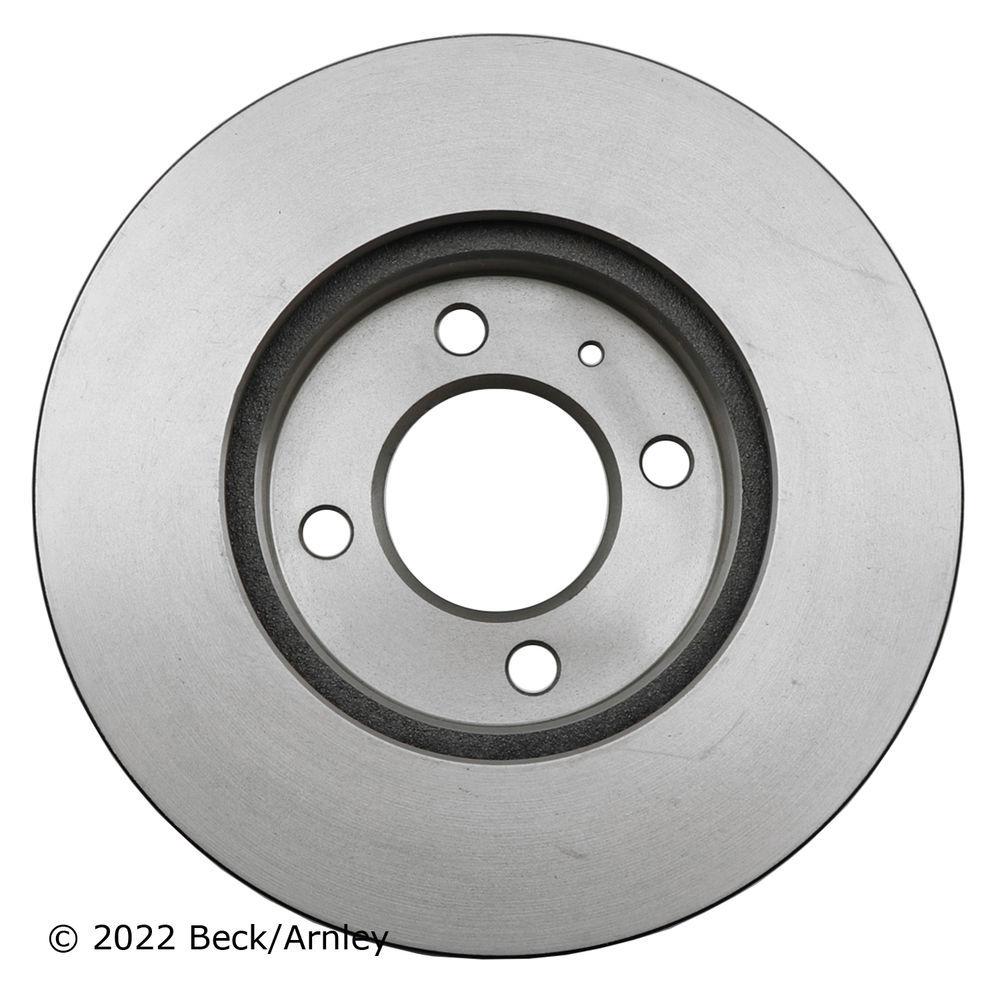 BECK/ARNLEY - Disc Brake Rotor (Front) - BAR 083-2183
