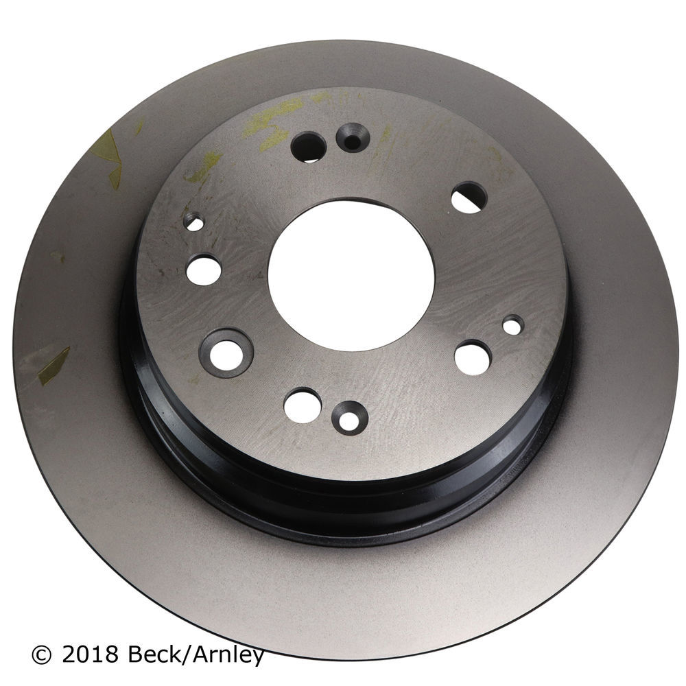 BECK/ARNLEY - Disc Brake Rotor (Rear) - BAR 083-2925