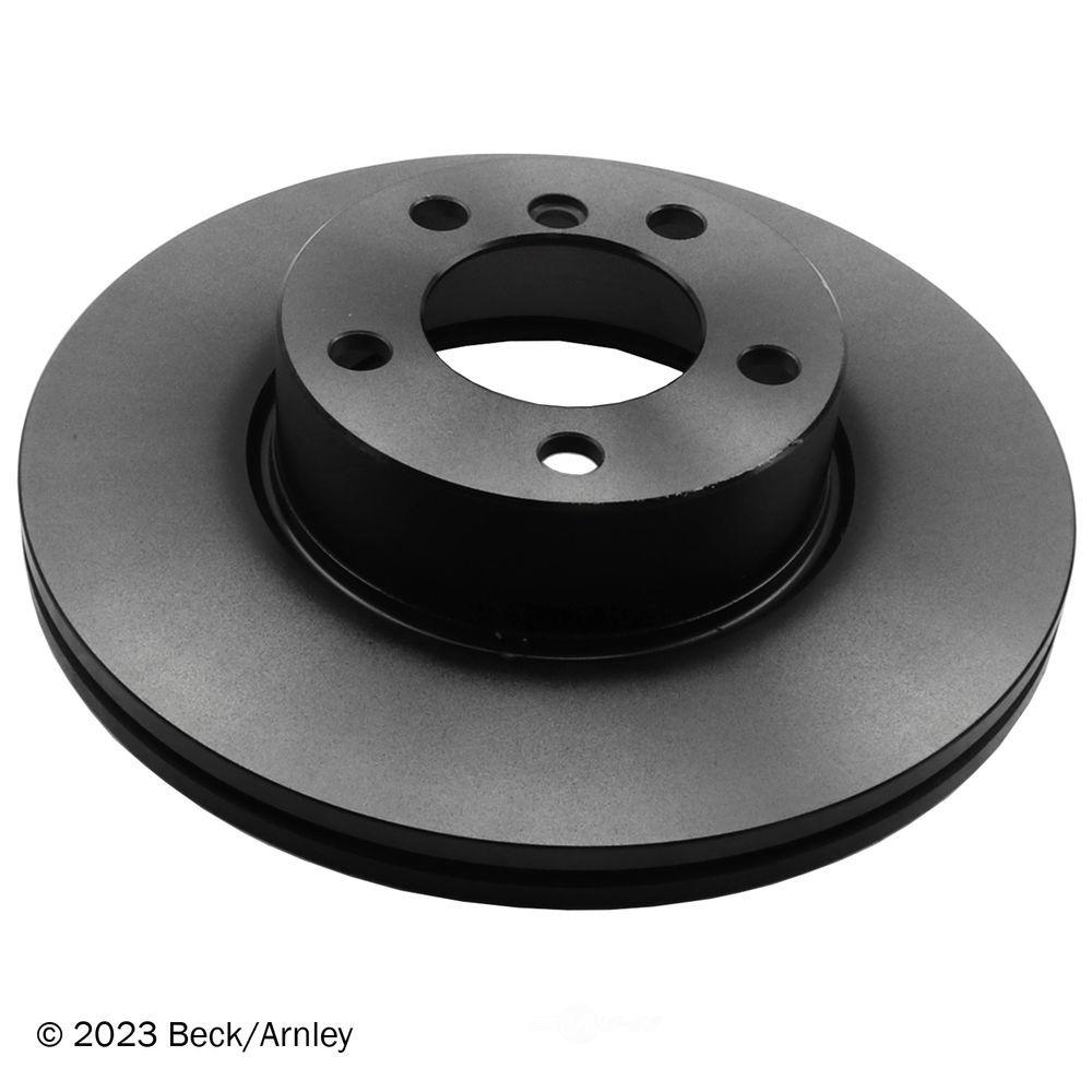 BECK/ARNLEY - Disc Brake Rotor (Front) - BAR 083-3439
