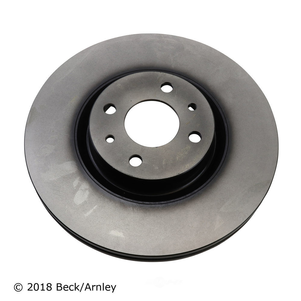BECK/ARNLEY - Disc Brake Rotor (Front) - BAR 083-3552