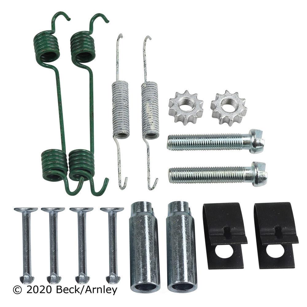 BECK/ARNLEY - Parking Brake Hardware Kit - BAR 084-1835
