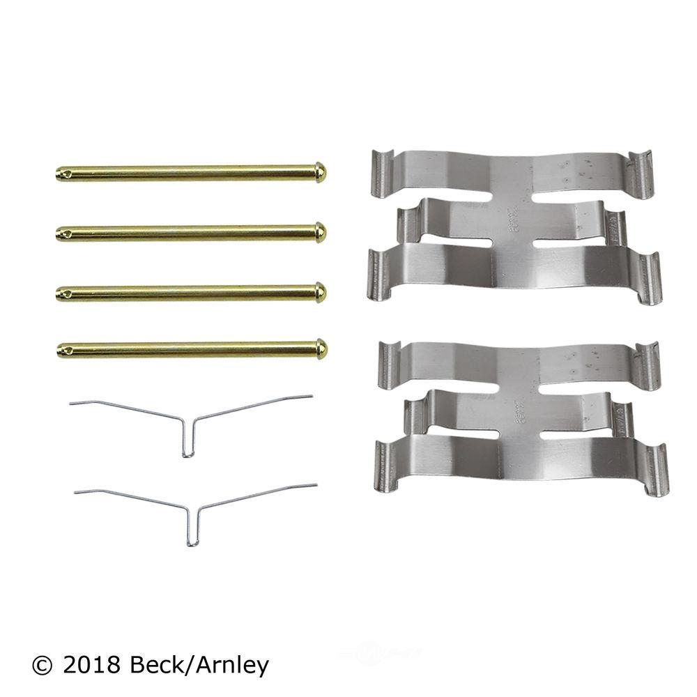 BECK/ARNLEY - Disc Brake Hardware Kit - BAR 084-1847
