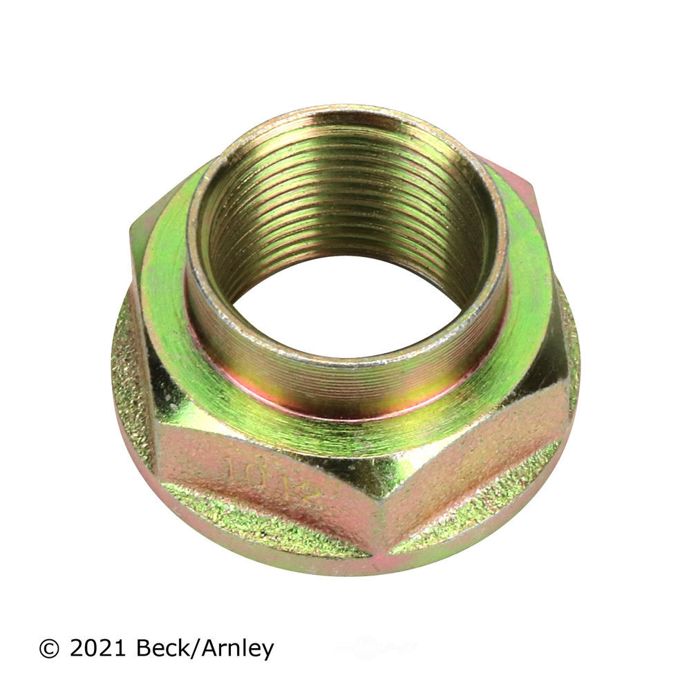 BECK/ARNLEY - Axle Nut (Front) - BAR 103-0504