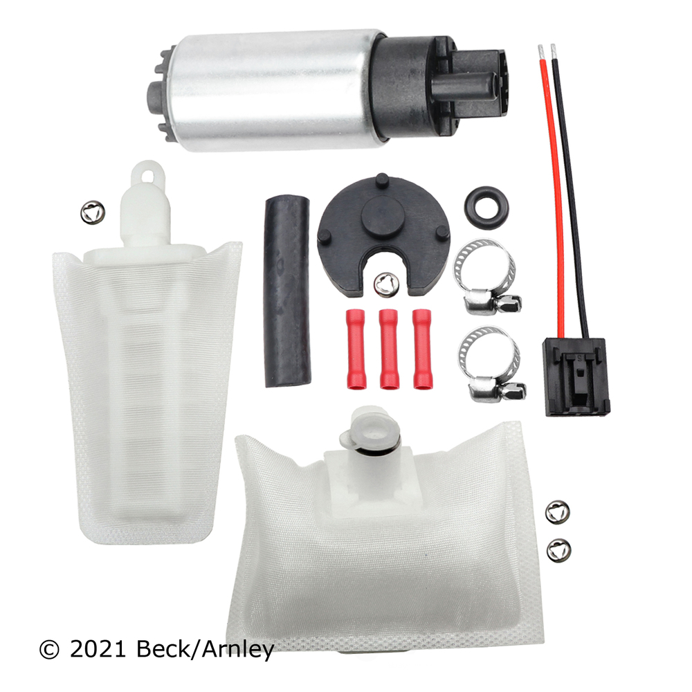 BECK/ARNLEY - Electric Fuel Pump - BAR 152-0956