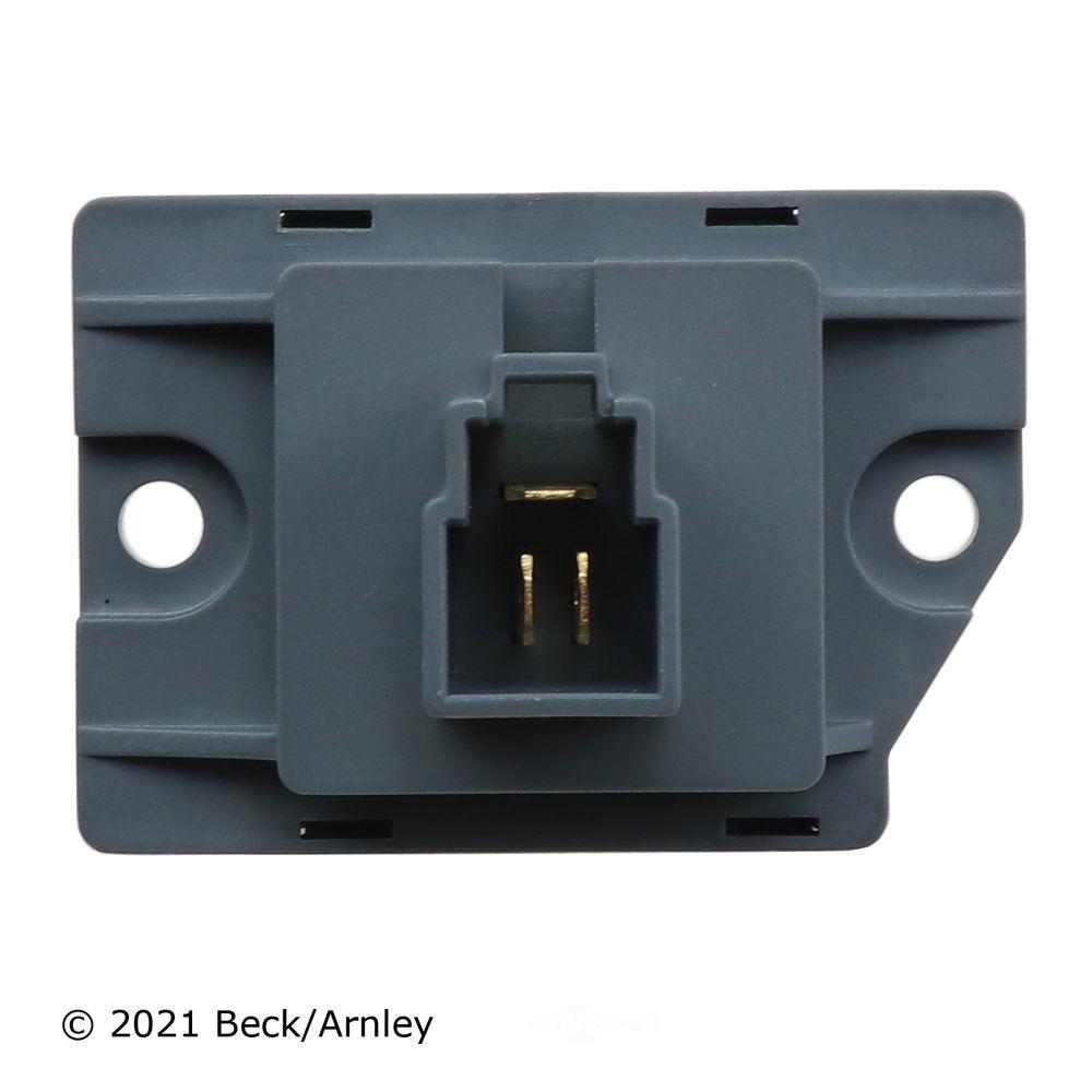 BECK/ARNLEY - HVAC Resistor - BAR 204-0092