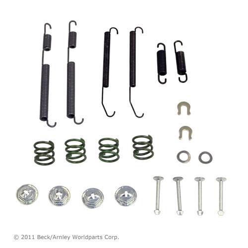 BECK/ARNLEY - Drum Brake Hardware Kit (Rear) - BAR 084-1318