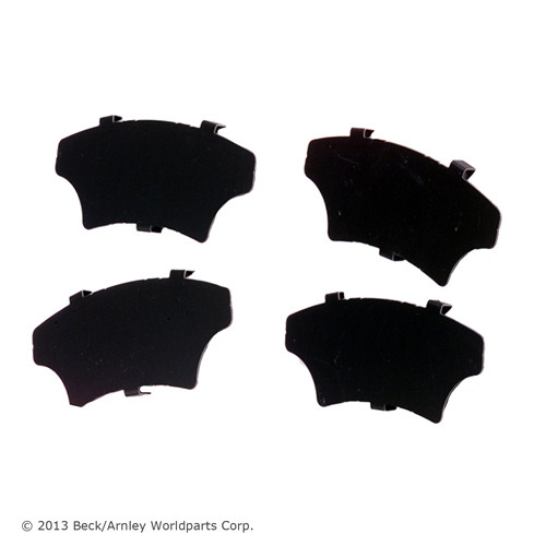BECK/ARNLEY - Disc Brake Pad Shim (Front) - BAR 084-2004