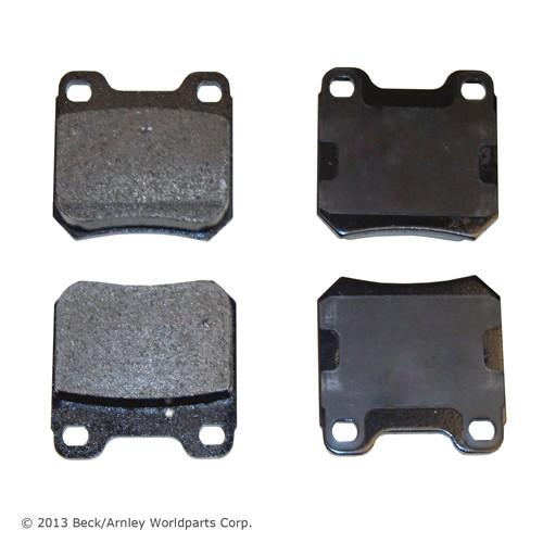 BECK/ARNLEY - Disc Brake Pad (Rear) - BAR 089-1560