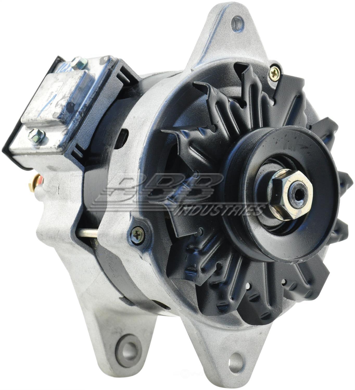 AUTO PLUS/WILSON ELECTRIC - Reman Alternator - AWE 14340