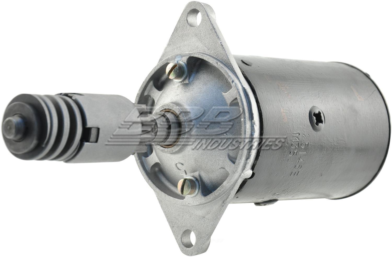 AUTO PLUS/WILSON ELECTRIC - Reman Starter - AWE 16121
