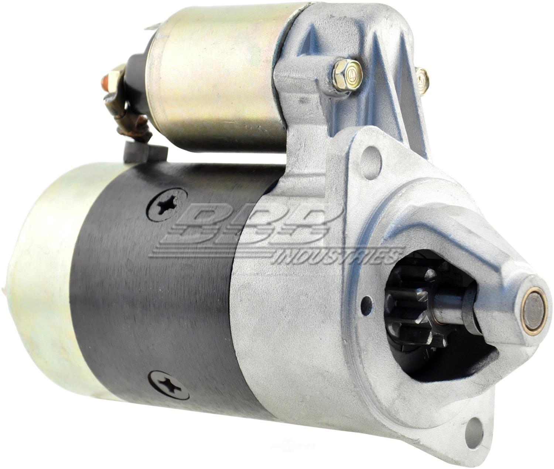 AUTO PLUS/WILSON ELECTRIC - Reman Starter - AWE 16203