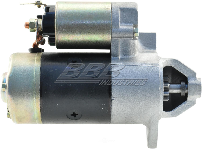 AUTO PLUS/WILSON ELECTRIC - Starter Motor - AWE 16211