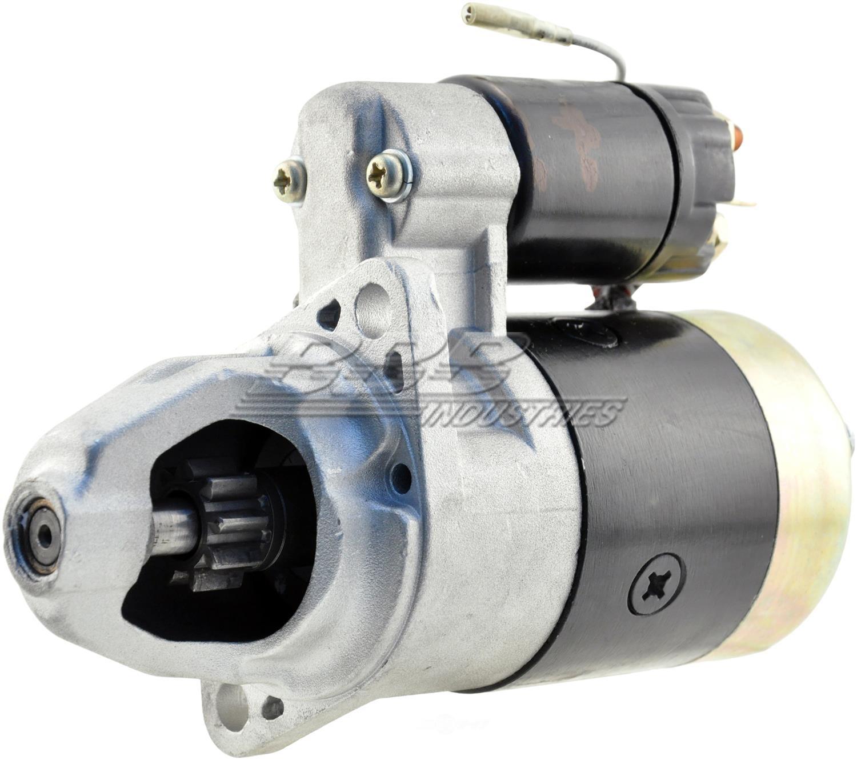 AUTO PLUS/WILSON ELECTRIC - Reman Starter - AWE 16468