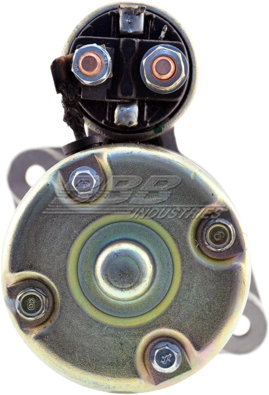 AUTO PLUS/WILSON ELECTRIC - Starter Motor - AWE 16522