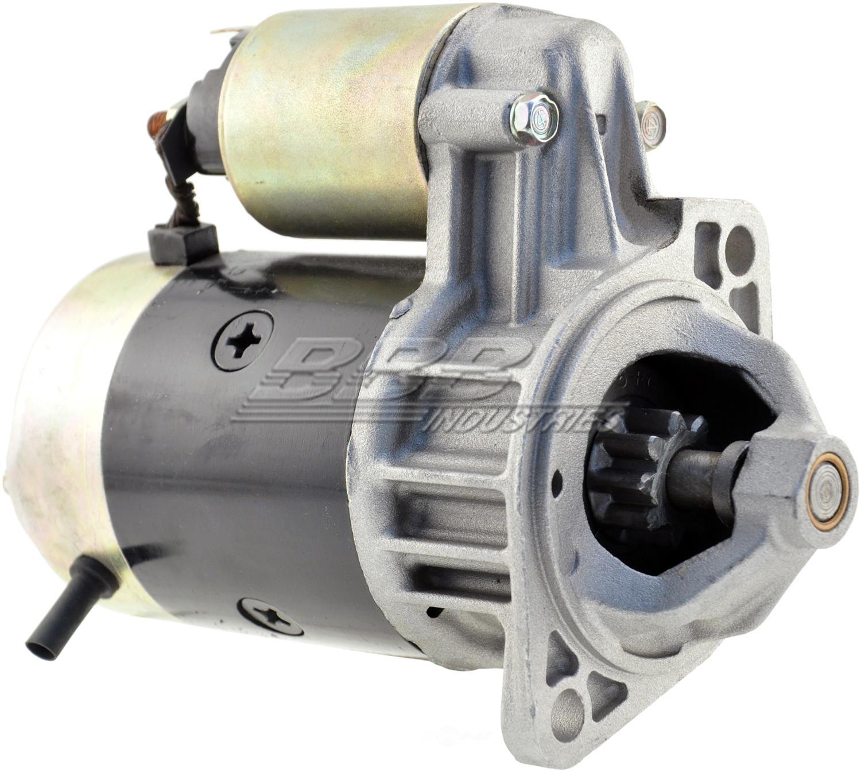 AUTO PLUS/WILSON ELECTRIC - Reman Starter - AWE 16711
