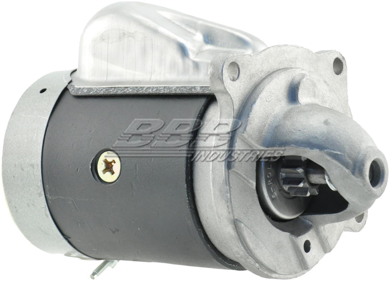 AUTO PLUS/WILSON ELECTRIC - Reman Starter - AWE 3128