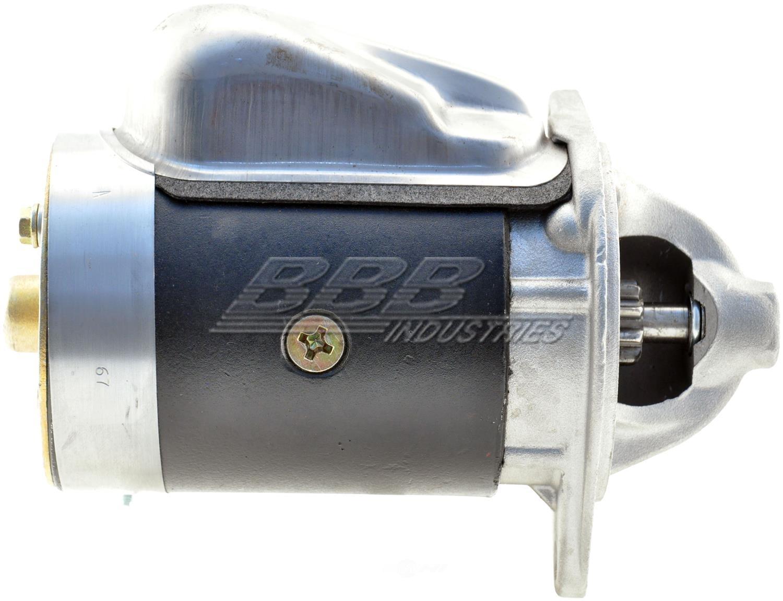 BBB INDUSTRIES - Reman Starter - BBA 3148
