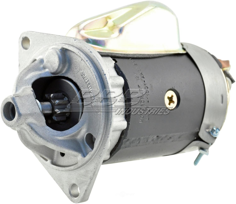 AUTO PLUS/WILSON ELECTRIC - Reman Starter - AWE 3151
