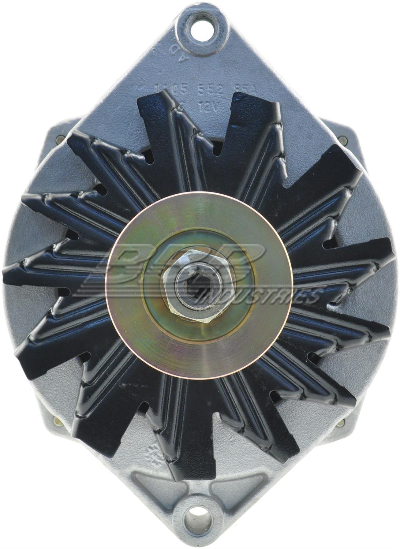 BBB INDUSTRIES - Reman Alternator - BBA 7137-12