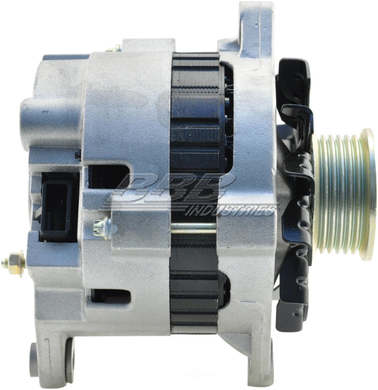 BBB INDUSTRIES - Reman Alternator - BBA 7973