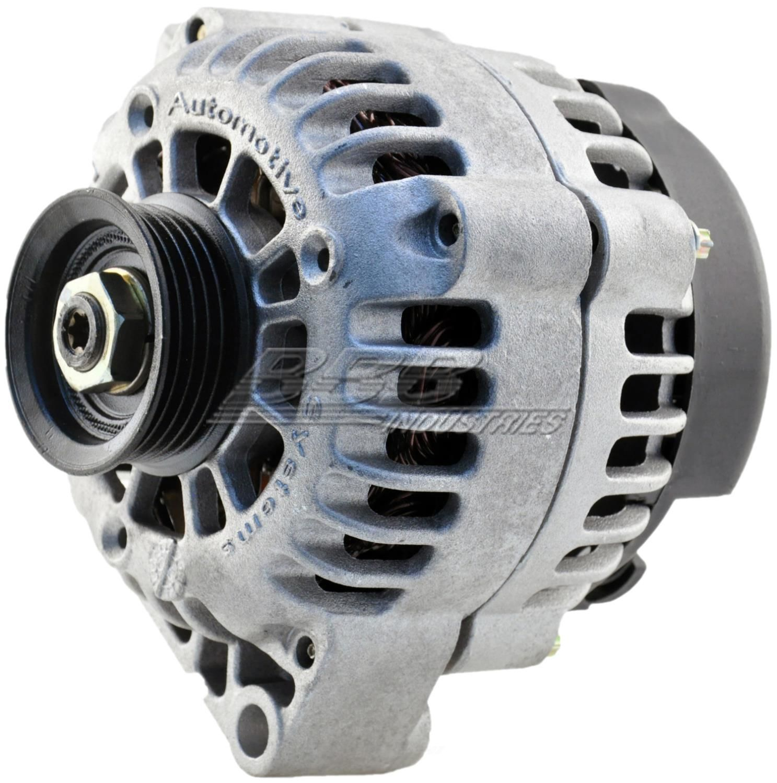 AUTO PLUS/WILSON ELECTRIC - Reman Alternator - AWE 8197-7