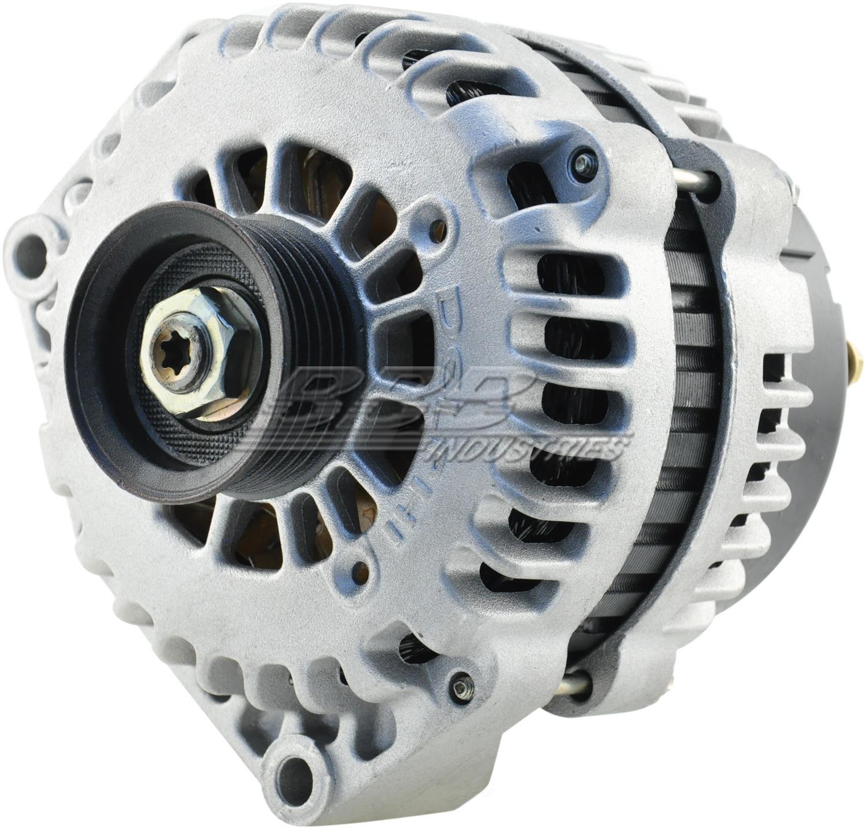 AUTO PLUS/WILSON ELECTRIC - Reman Alternator - AWE 8237