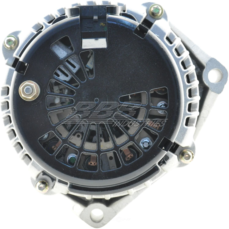 BBB INDUSTRIES - Reman Alternator - BBA 8237