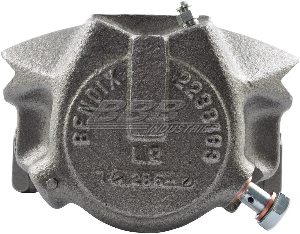 BBB INDUSTRIES - Reman Caliper W/installation Hardware - BBA 97-17002B