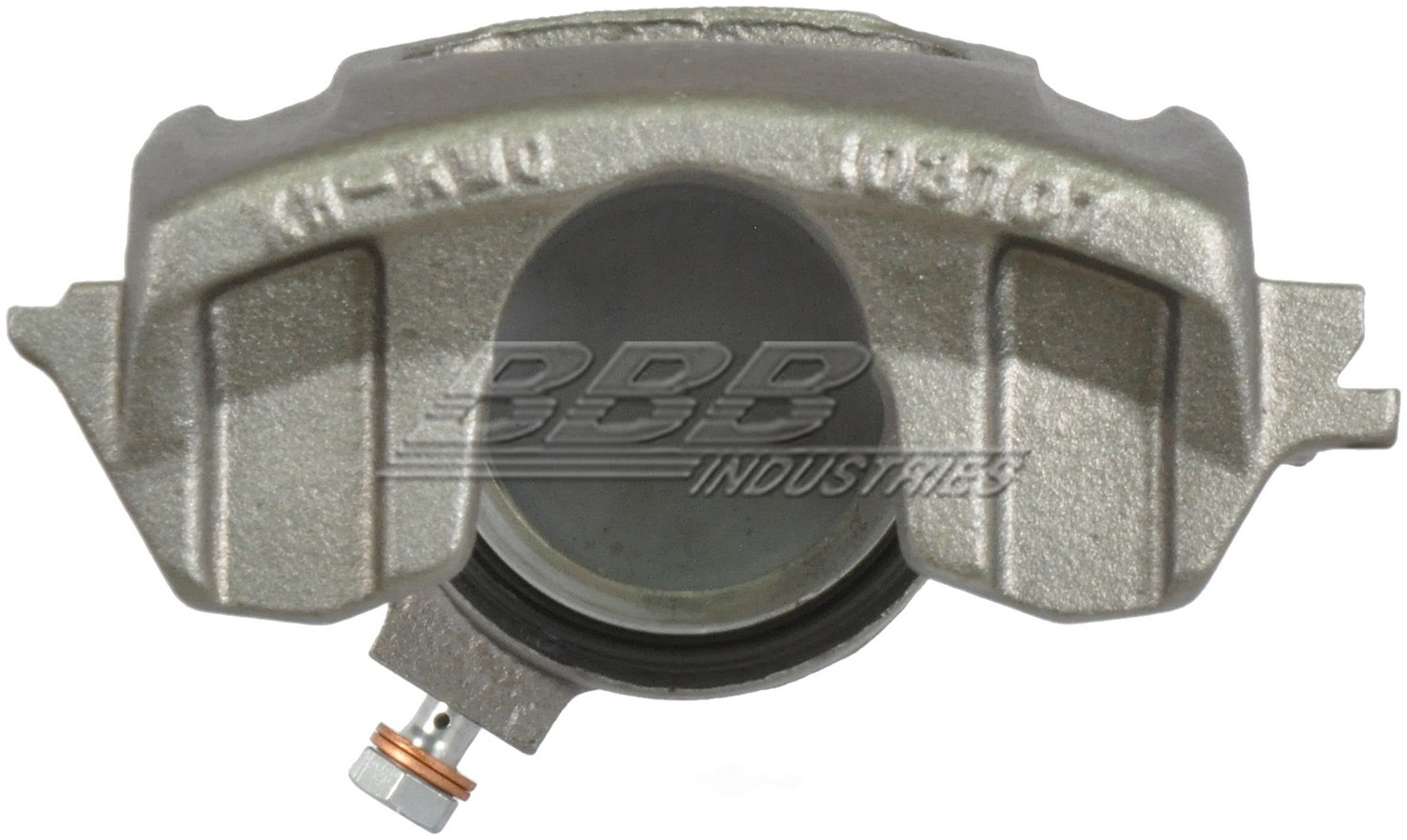 BBB INDUSTRIES - Reman Caliper w/ Installation Hardware - BBA 97-17004B