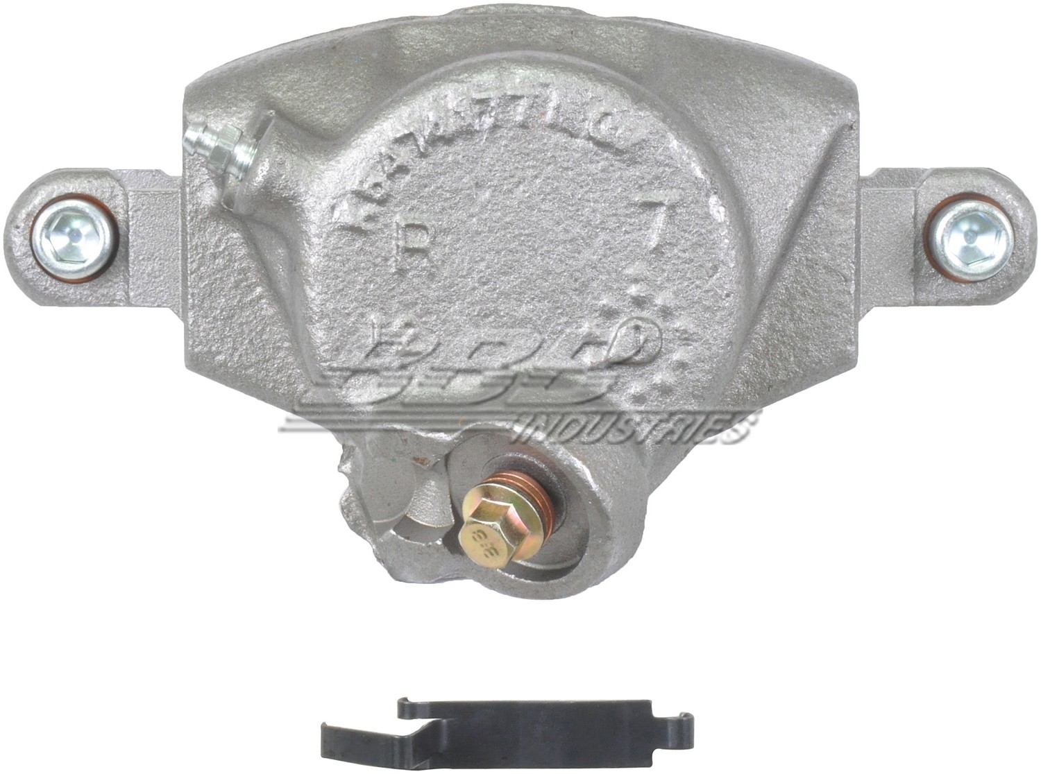 BBB INDUSTRIES - Reman Caliper w/Installation Hardware (Front Right) - BBA 97-17221A