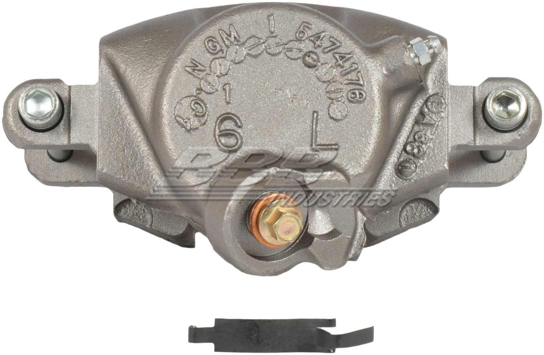 BBB INDUSTRIES - Reman Caliper w/Installation Hardware (Front Left) - BBA 97-17221B