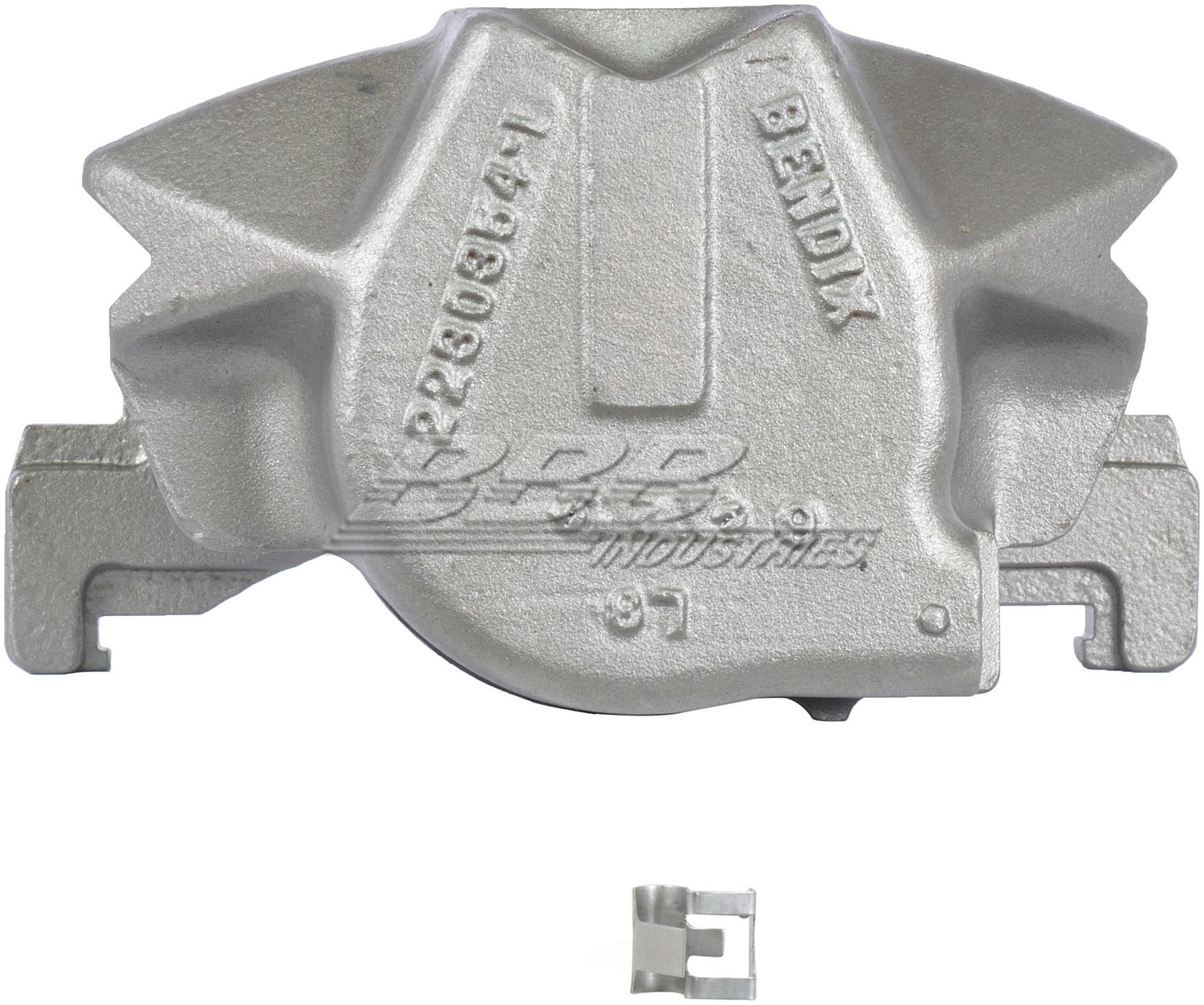 BBB INDUSTRIES - Reman Caliper W/installation Hardware - BBA 97-17222B