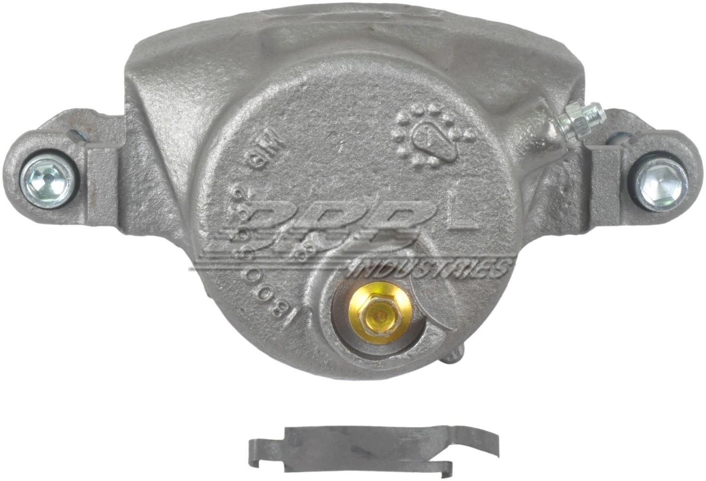 BBB INDUSTRIES - Reman Caliper w/Installation Hardware (Front Left) - BBA 97-17240B