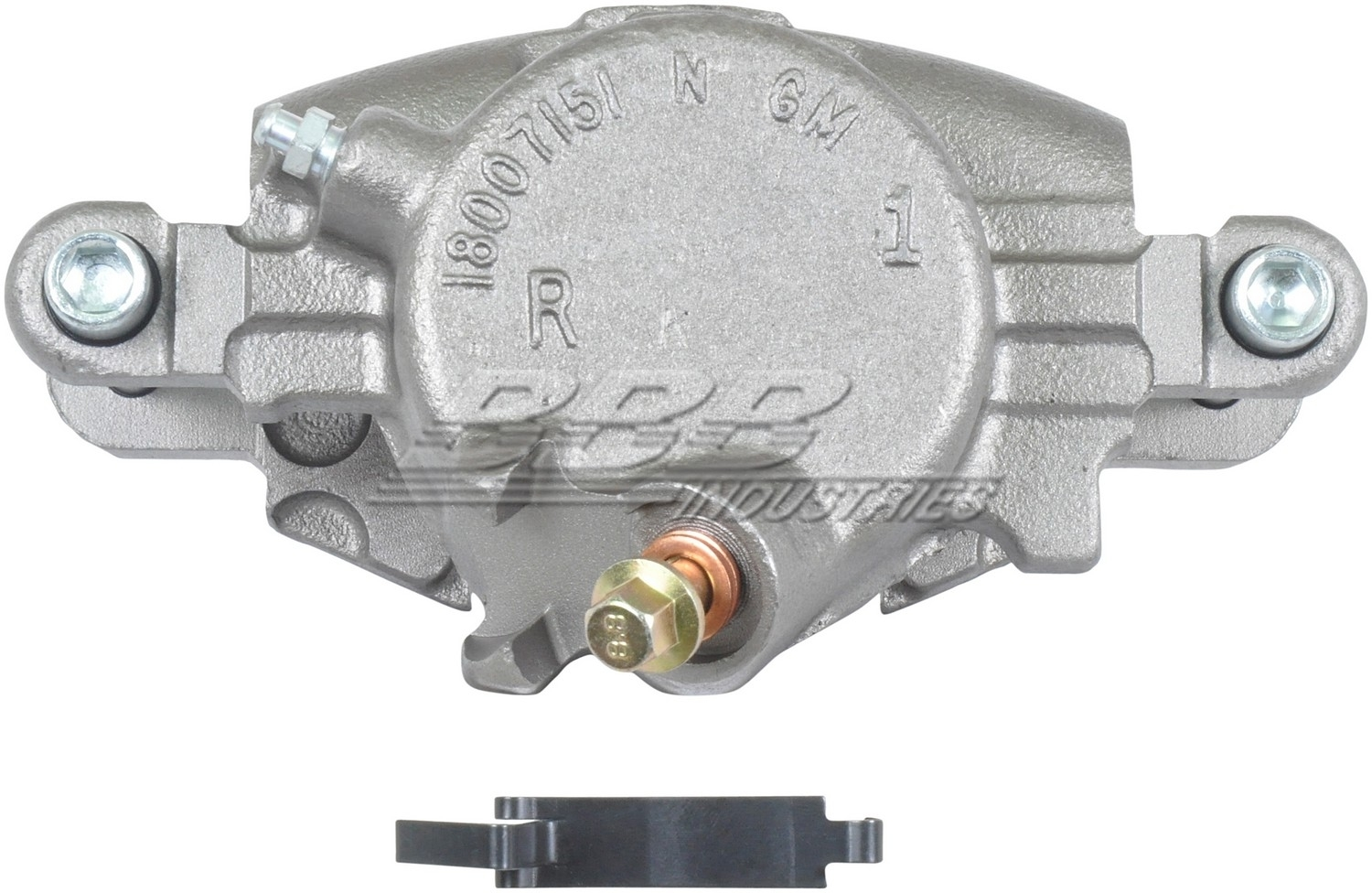 BBB INDUSTRIES - Reman Caliper w/Installation Hardware (Front Right) - BBA 97-17242A