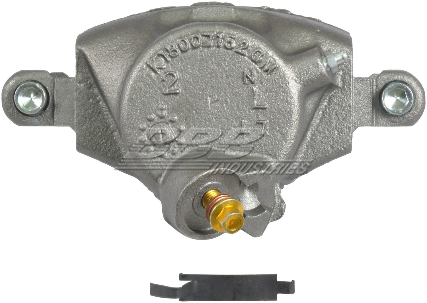 BBB INDUSTRIES - Reman Caliper w/Installation Hardware (Front Left) - BBA 97-17243B