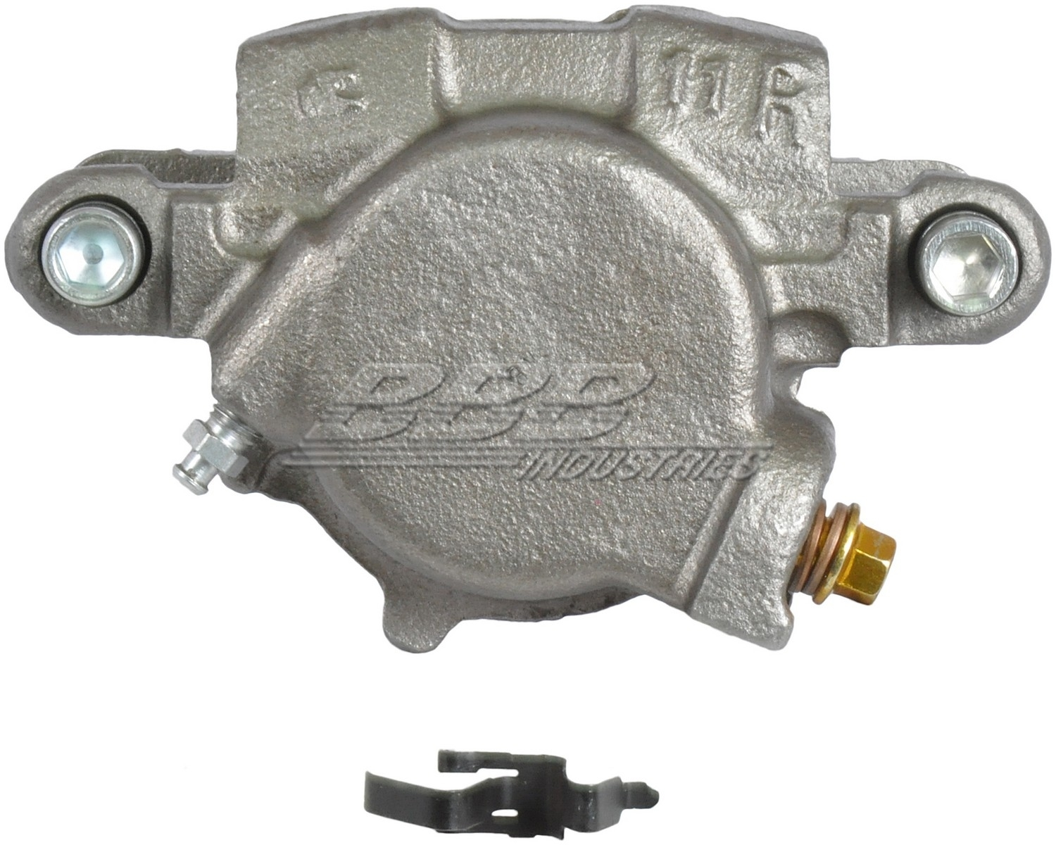 BBB INDUSTRIES - Reman Caliper w/Installation Hardware (Front Right) - BBA 97-17248A