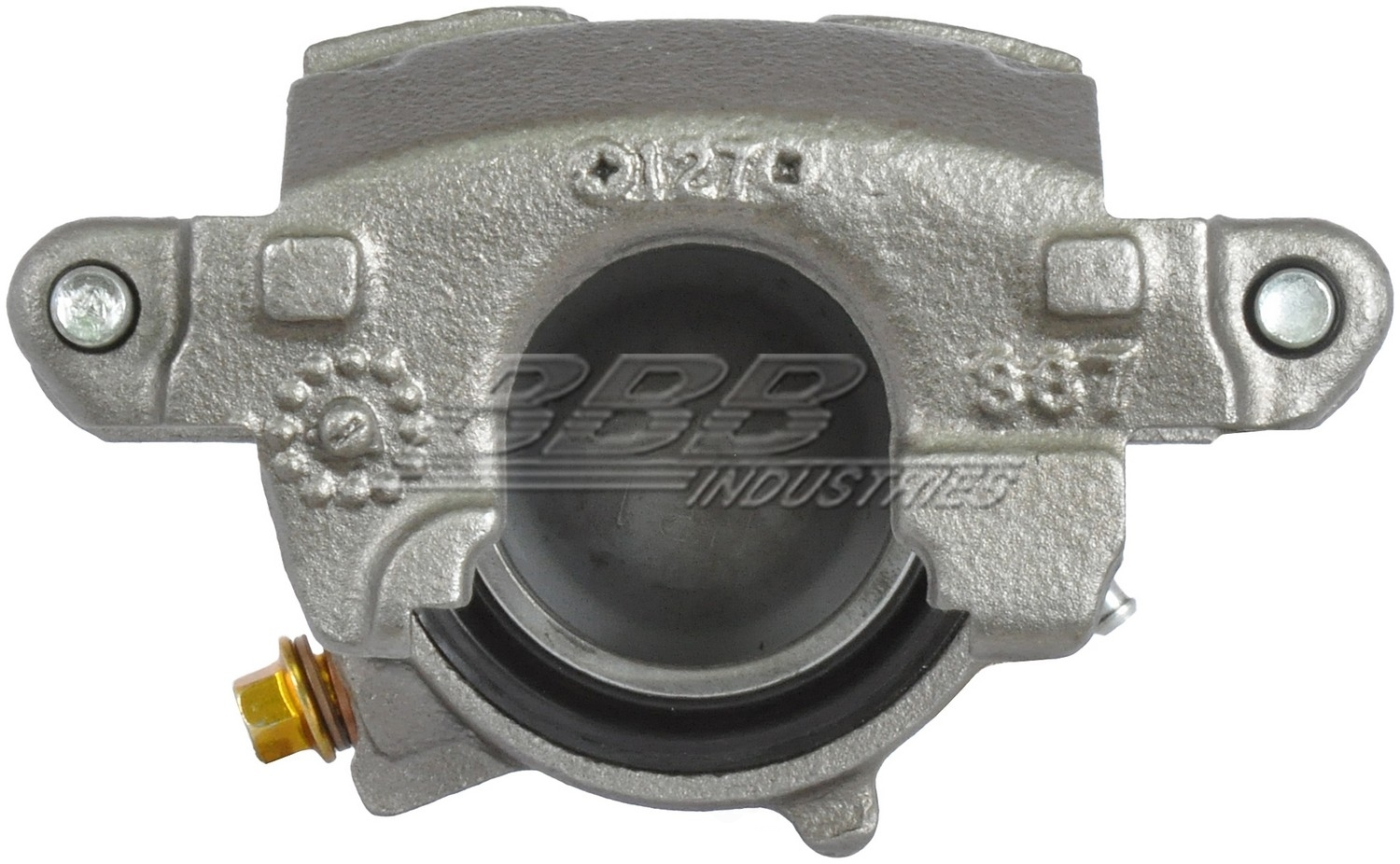 BBB INDUSTRIES - Reman Caliper w/ Installation Hardware - BBA 97-17248A