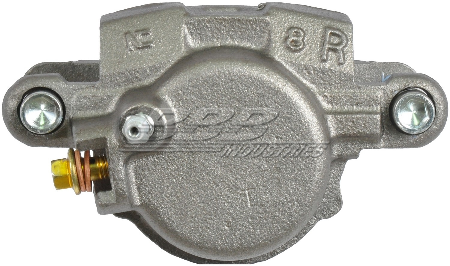 BBB INDUSTRIES - Reman Caliper w/Installation Hardware (Front Right) - BBA 97-17249A