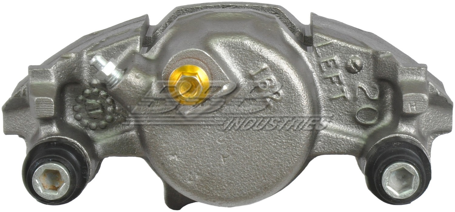 BBB INDUSTRIES - Reman Caliper w/Installation Hardware (Front Left) - BBA 97-17251A