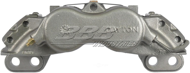 BBB INDUSTRIES - Reman Caliper w/ Installation Hardware - BBA 97-17380B