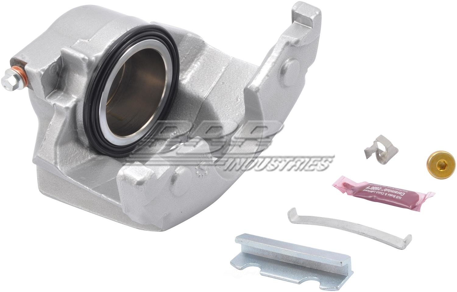 BBB INDUSTRIES - Reman Caliper w/ Installation Hardware - BBA 97-17632A