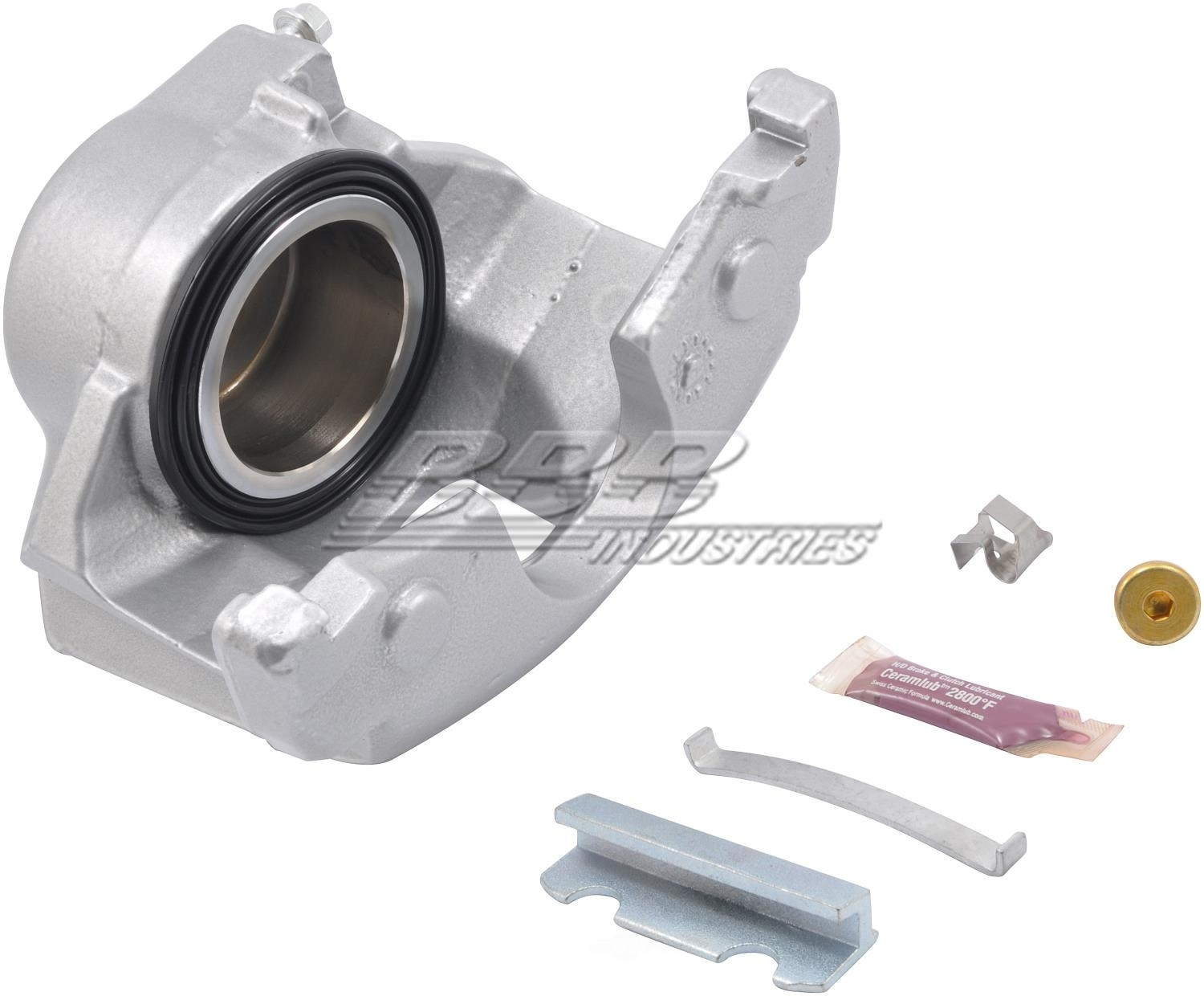 BBB INDUSTRIES - Reman Caliper W/installation Hardware (Front Left) - BBA 97-17632B