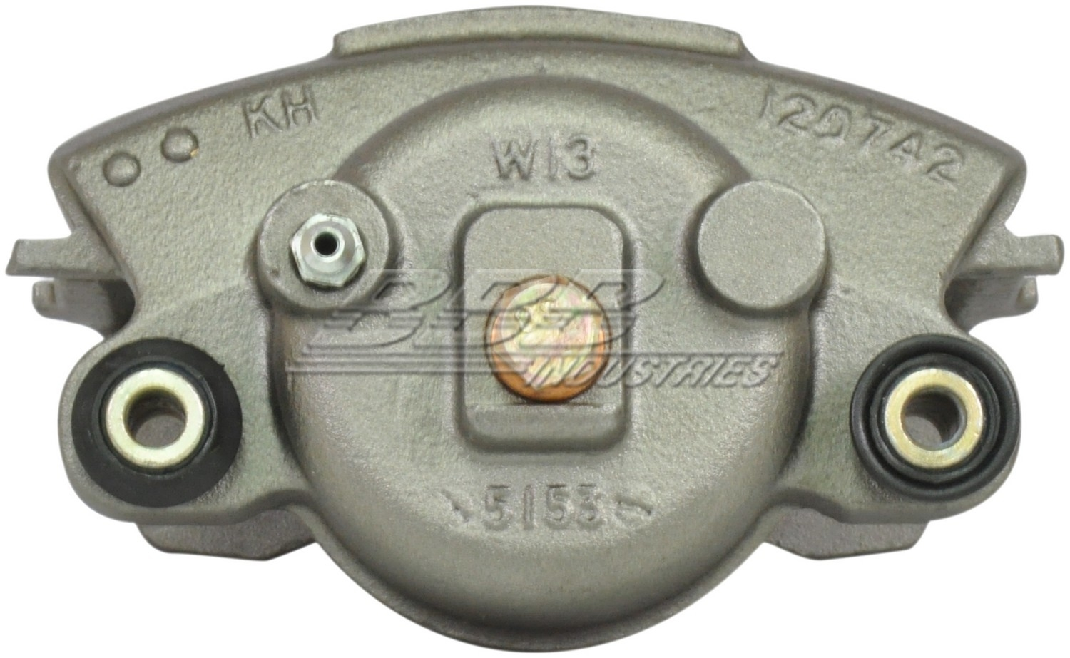 BBB INDUSTRIES - Reman Caliper w/Installation Hardware (Front Right) - BBA 97-17647A