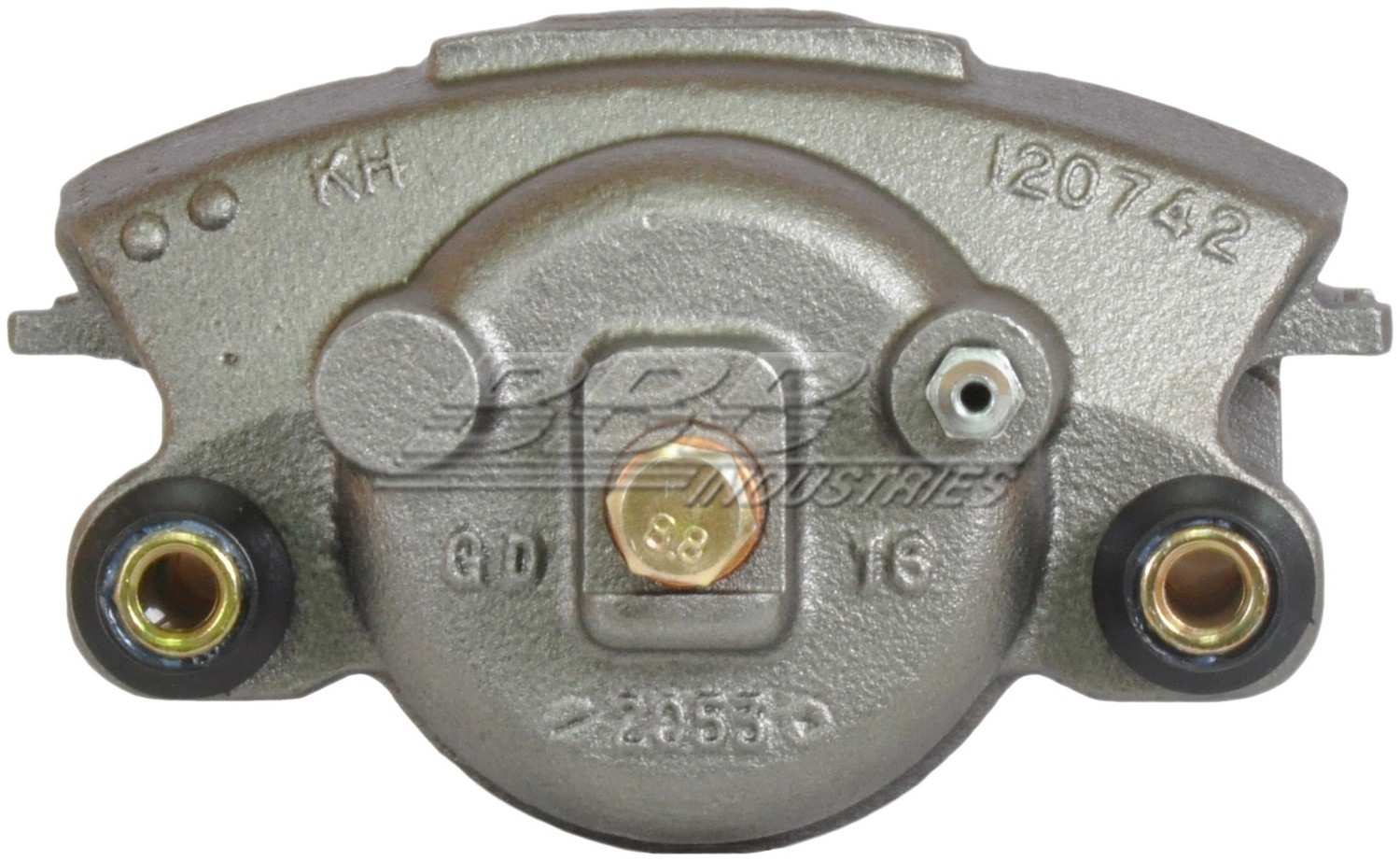 BBB INDUSTRIES - Reman Caliper w/Installation Hardware (Front Left) - BBA 97-17647B
