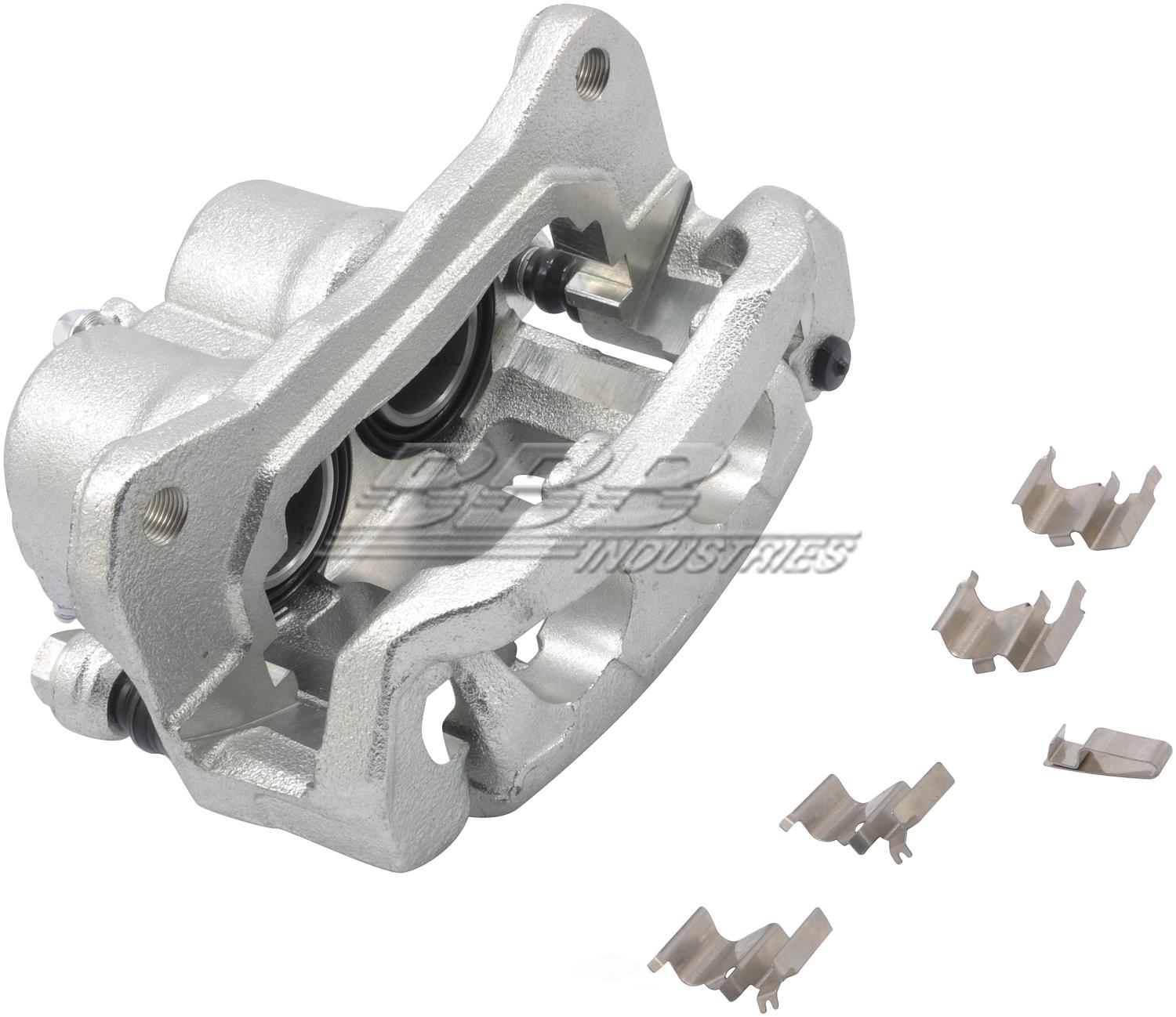 BBB INDUSTRIES - Reman Caliper W/installation Hardware (Front Left) - BBA 99-01185A